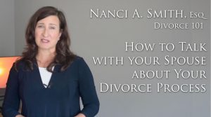 How to Talk with your Spouse about Your Divorce Process